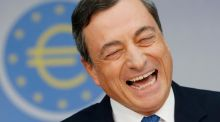 Mario Draghi said that the ECB must move quickly to increase inflation in the euro zone. Photograph: AP Photo/Michael Probst