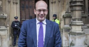 Newly elected Ukip MP Mark Reckless, who took    42 per cent of the vote in the Rochester and Strood byelection . Photograph:  Rob Stothard/Getty Images
