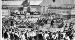 The trial of the Manchester martyrs