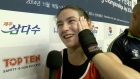 Katie Taylor on her fifth World Championship title