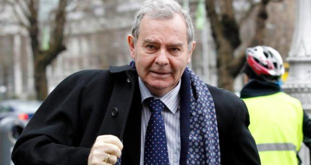 Members of the family of bankrupt businessman Sean Quinn (above) want court orders permitting them cross-examine Irish Bank Resolution Corporation special liquidator Kieran Wallace regarding claims they may be hiding up to €500 million in undisclosed assets from the bank.