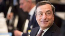 After European Central Bank president Mario Draghi promised last Friday to use whatever means necessary to raise inflation, investors bet that the ECB would soon unveil new measures, possibly including government bond purchases. Photograph: Martin Leissl/Bloomberg
