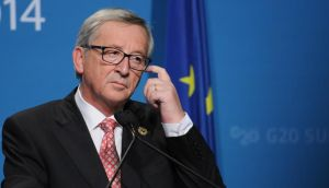 "European Commission president Jean-Claude Juncker: ""I'm not against tax competition. I'm against unfair tax competition, however. My commission will work flat out to combat that."" Photograph: Paul Matthews/G20 Australia via Getty Images"