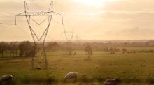 Negotiating compensation for pylons will involve taking advice from a valuer and a solicitor