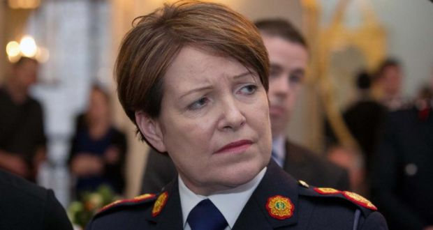 Garda Commissioner Noirin O'sullivan Noirin O'sullivan as The