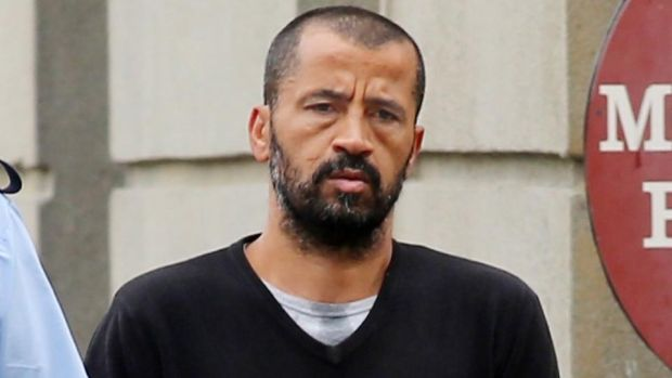 Ali Charaf Damache (47) could face up to 45 years in jail if convicted in the US. Photograph: Collins Courts