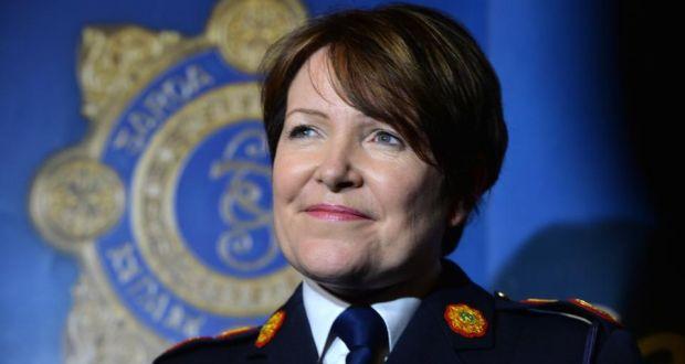 Garda Commissioner Noirin O'sullivan Nóirín O'sullivan Does Not