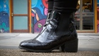 Street Style with Dominique: rock those winter boots