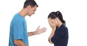 Emotional abuse is so much worse than physical abuse. A bruise heals. The inside takes longer.  Photograph: Thinkstock