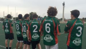 Membership of the Éire Óg GAA club in Seville  includes Irish, English, Welsh, Americans and local Sevillians.