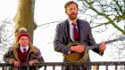 David Rawle and Chris O'Dowd in Moone Boy