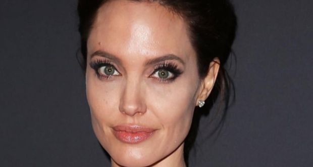 Angelina Jolie Could She Be Heading For The White House Photograph Brendon Thorne