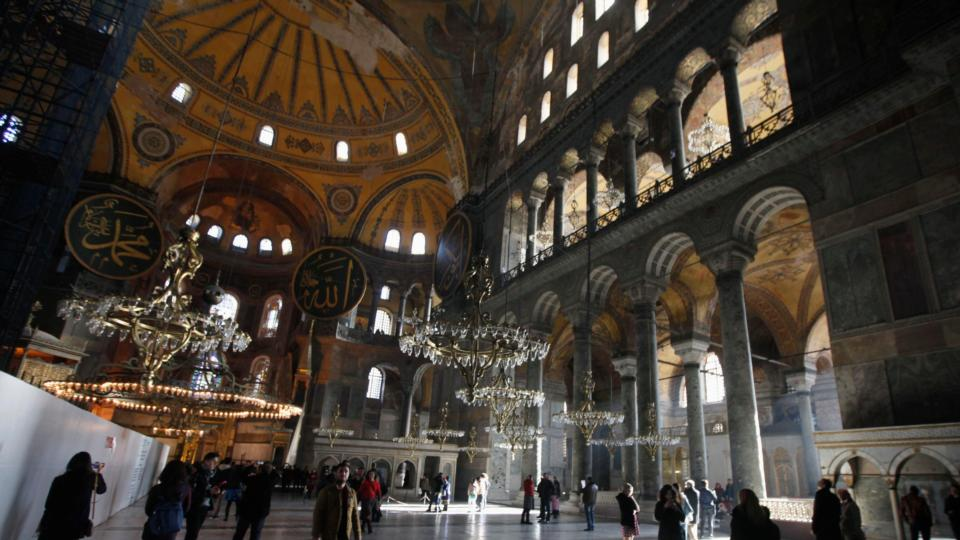 Istanbul: hope voiced Aya Sofya museum can again be mosque