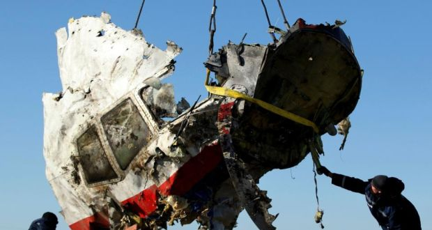 Mother of MH17 crash victim suing Ukraine, paper reports