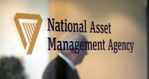 Nama will start paying off the second half of its €30.2 billion debt  with the repayment of a €1 billion bond. Photograph: Cyril Byrne/The Irish Times