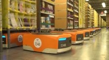 Meet the Amazon robots processing Christmas