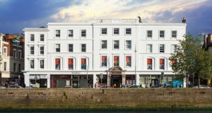 14-18 Aston Quay, Dublin 2: the purchaser  will get a net return of around 8 per cent