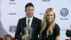 Republic of Ireland and LA Galaxy captain Robbie Keane named Major League Soccer's Most Valuable Player. Video: Reuters