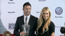 Robbie Keane named most valuable player in MLS