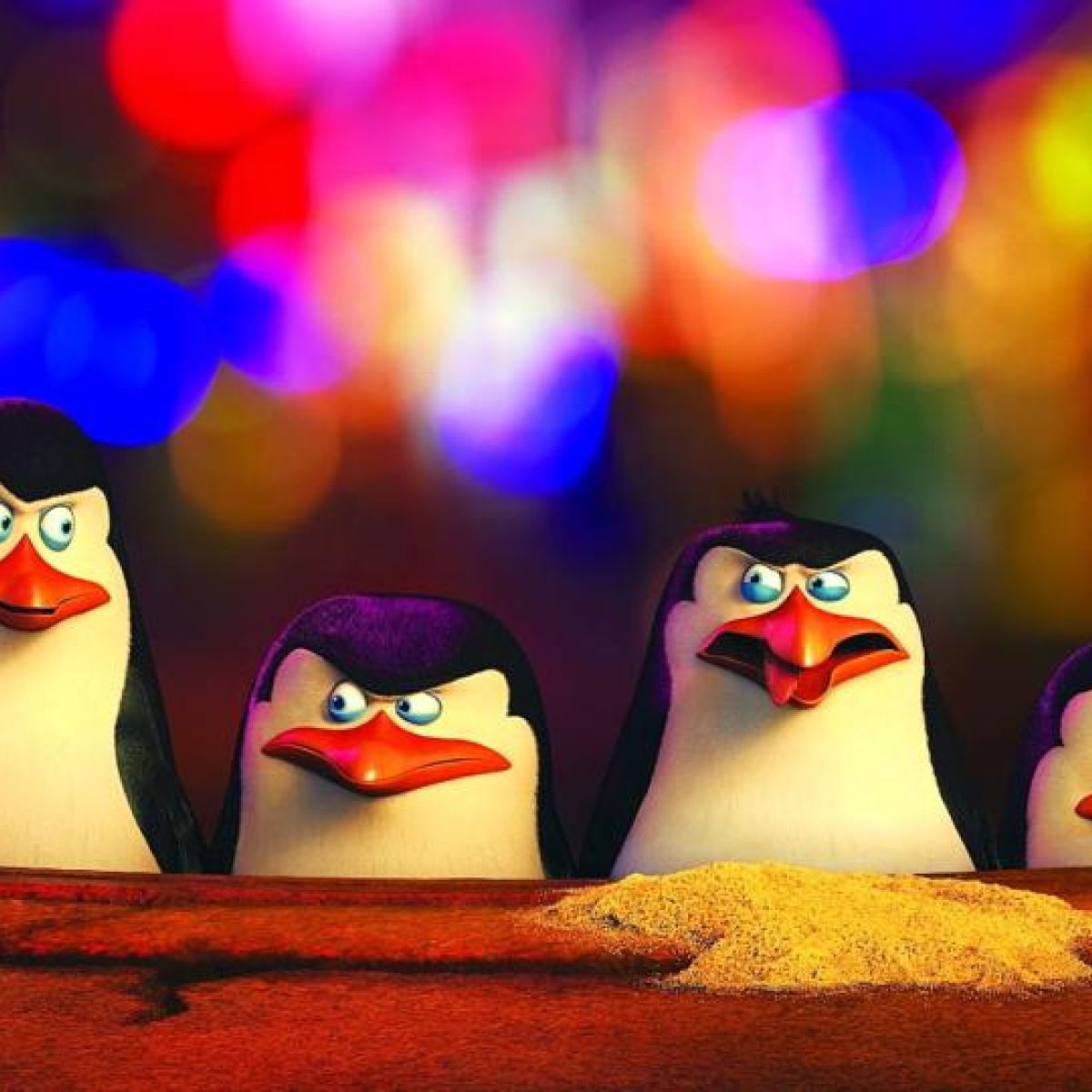 Penguins of Madagascar review: cracking jokes keep these