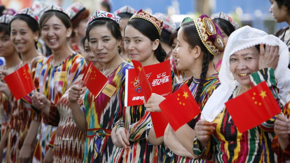 Tighter Han Uighur Links Could Pave Way For New Silk Road