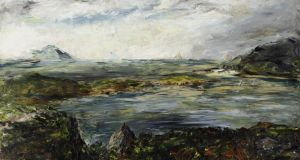 Museum piece: Derrynane, by Jack B Yeats. Photograph courtesy of Ireland's Great Hunger Museum/Quinnipiac University