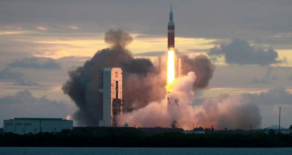 nasa orion rocket before lift off - photo #11