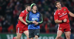 Jerry Flannery is enjoying being back at Munster. 'I'm only in the door and I'm lucky that I trust the guys around me so much because I know them so well,' he says. Photograph: Billy Stickland/Inpho