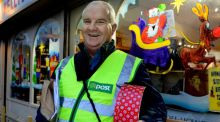'It's a jolly job': the postmen who deliver Christmas cheer