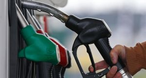 The fall in oil prices could represent the equivalent of a trillion-dollar tax cut for the global economy. Photograph: Yves Herman/Reuters