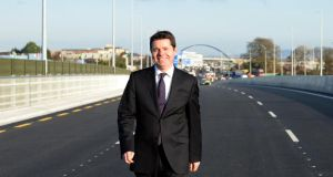 Minister for Transport Paschal Donohoe is seeking advice from the Office of the Attorney General over a flaw in the driver penalty points system. Photograph: Eric Luke/The Irish Times.