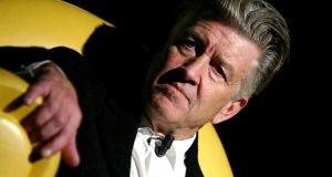 David Lynch. Photograph: Blulens/Rex Features