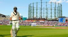 England face  Australia at the Oval in  August  2015. Photograph: Philip Brown/Reuters