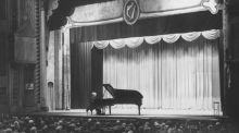 The Times We Lived In: Polish pianist Arthur Rubenstein at Theatre Royal in Dublin