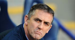Owen Coyle becomes the first former Premier League manager to land a head coaching job in MLS since Ruud Gullit. Photograph: Clint Hughes/Getty Images