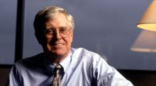 Charles Koch and his brother David, have been at the centre of political controversy in recent years for using their power to back Republican candidates.   Photograph:  John Chiasson/Liaison
