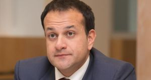 "Minister  for Health Leo Varadkar has backed the HSE's proposal, saying: 'It is sad that we have to do it, but the only way to satisfy ourselves that this is not happening in other places is to have our own undercover inspections.""  Photograph: Gareth Chaney/Collins"