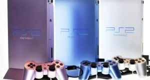 Playstation 2: launched in 2000