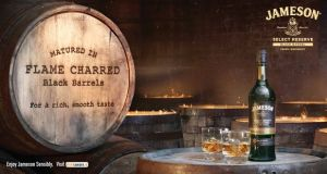 Jameson Select Reserve Black Barrel Craft Events