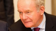 Martin McGuinness for historic Ypres  WW1 centenary visit