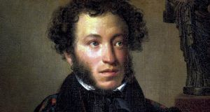 Alexander Pushkin: among his many literary talents was a flair for characterisation. Photograph: Universal/Getty