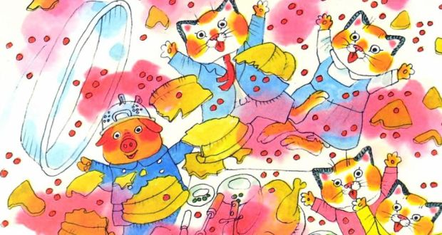 richard scarrys best christmas book ever - Best Christmas Stories