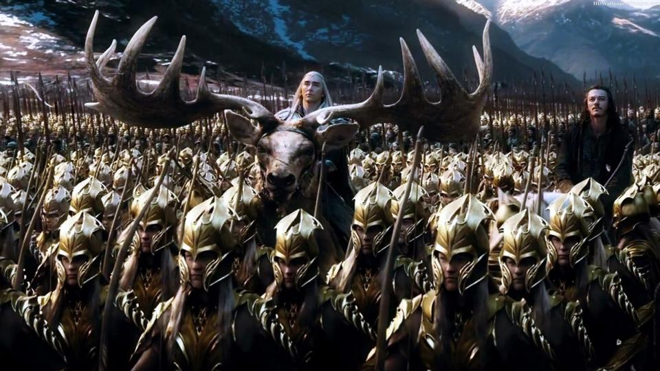 The Hobbit Review One Last Slog Through Middle Earth
