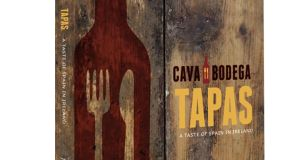 Restaurateur, chef and academic JP McMahon's first book, Tapas, A Taste of Spain in Ireland