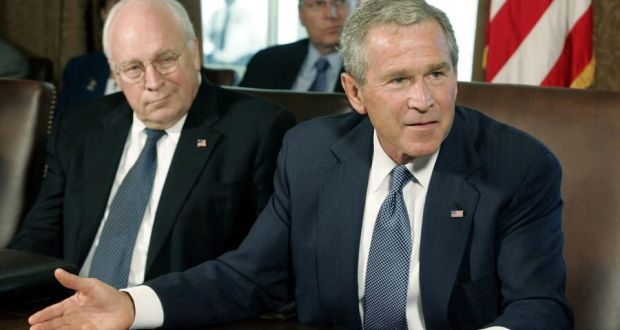 Senate report on CIA torture 'full of crap', says Dick Cheney www.irishtimes.com