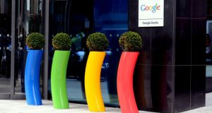 The Google changes were introduced a year ago and have been rolled out to all of its language services. Photograph: Cyril Byrne/Irish Times