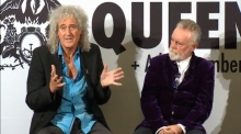 Reign on: Queen to tour with Adam Lambert