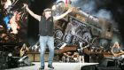 Rockers AC/DC have announced they will play the Aviva Stadium next July. Tickets go on sale next Wednesday. Photograph: Alan Betson/The Irish Times