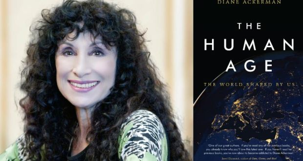 the human age the world shaped by us diane ackerman