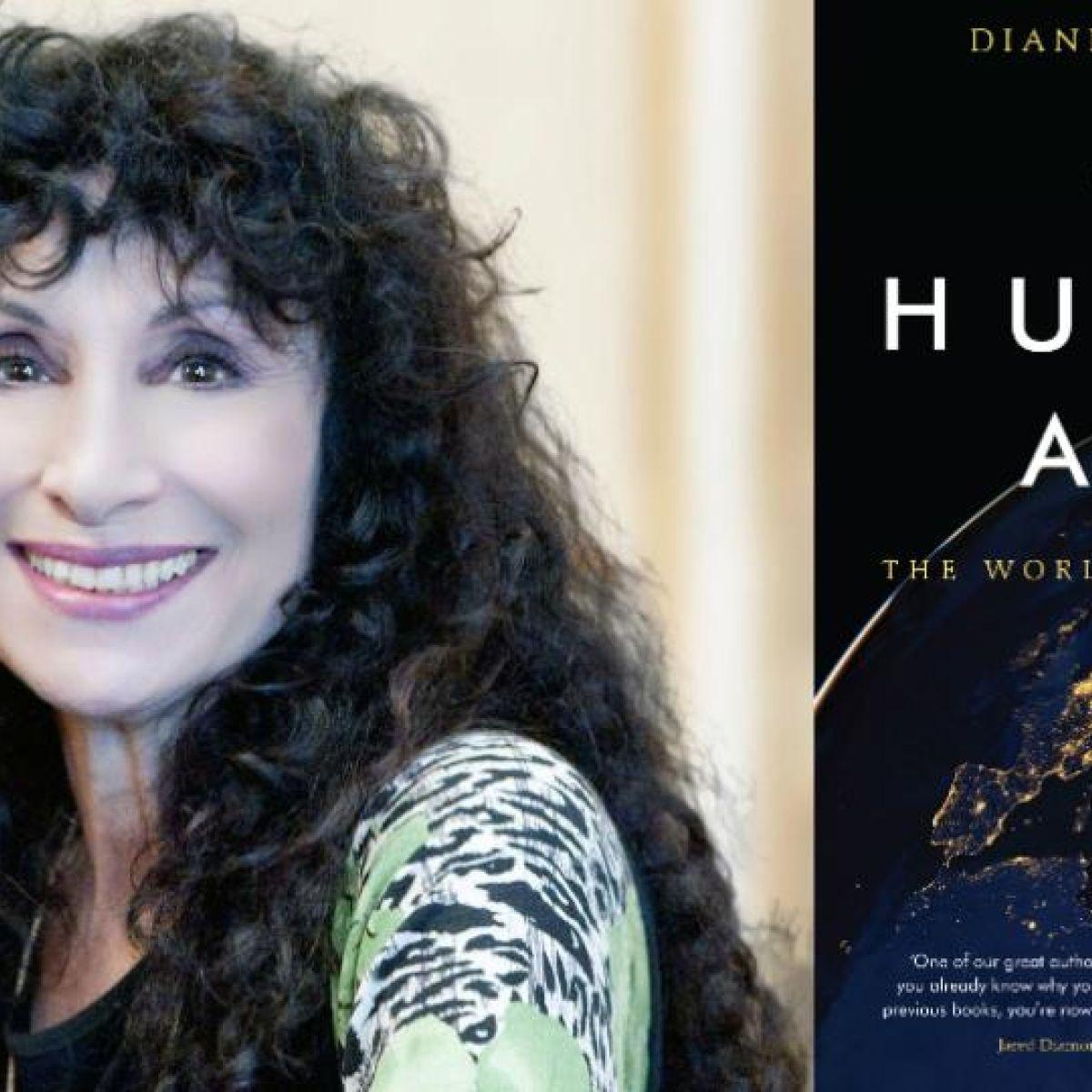 Writing The Human Age By Diane Ackerman